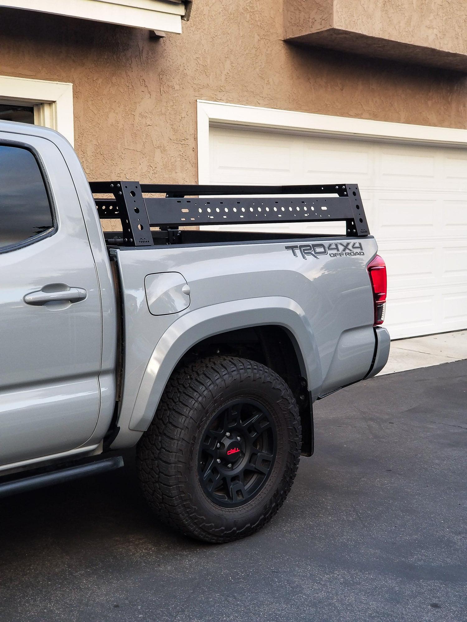 Toyota Tacoma Bed Rack - MAX Modular
