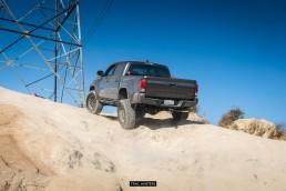 Toyota Tacoma @ Cleghorn OHV Trail