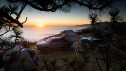Dispersed Camping - Big Sur - Plasket Ridge Rd