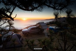 Dispersed Camping - Big Sur - Plasket Ridge Rd
